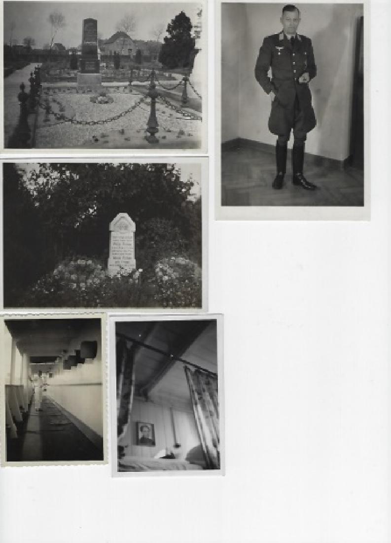 WWII German Ephemera & Photographs, Dr. Karl Zulch - 3