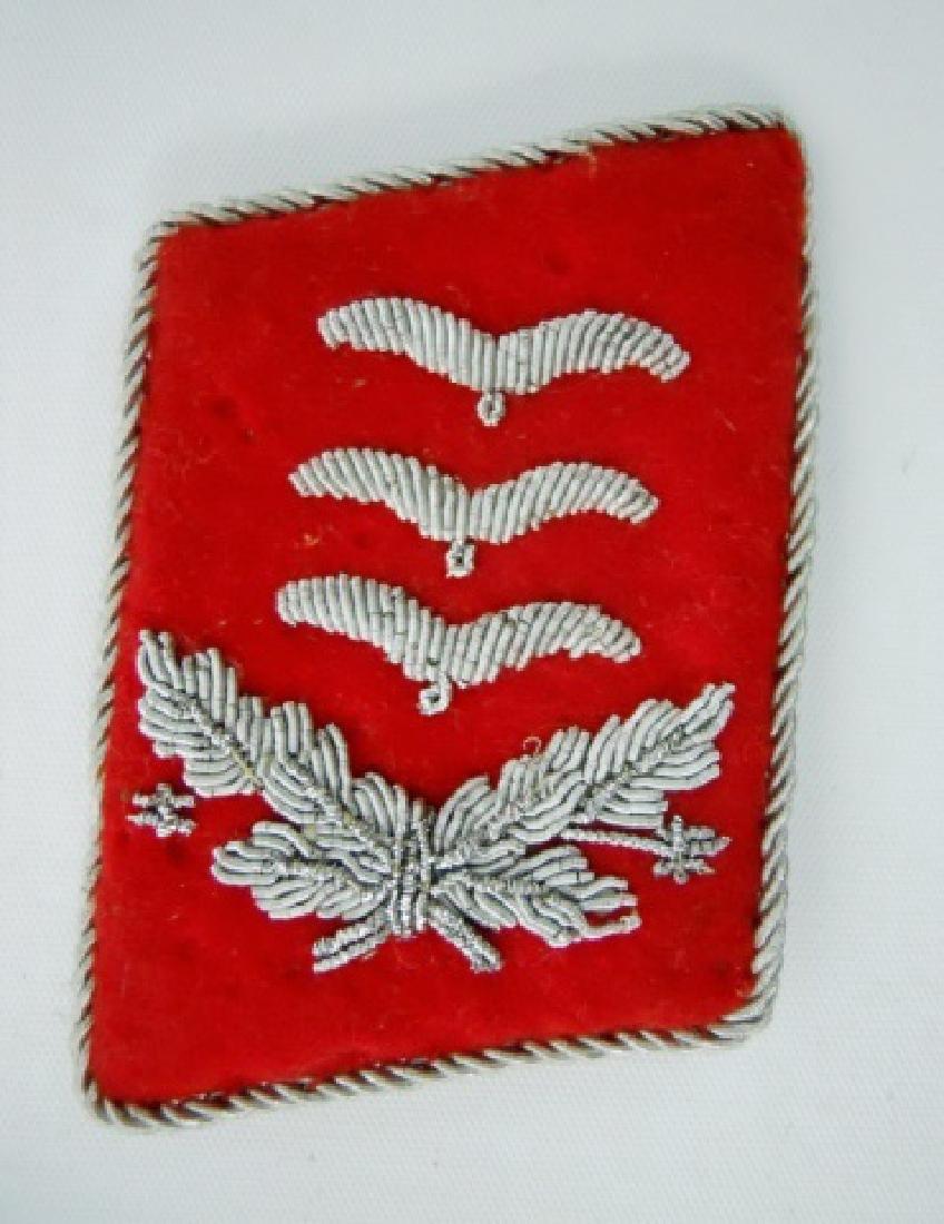 Collection WW1-WW2 German Uniform Insignia, (15pc) - 4
