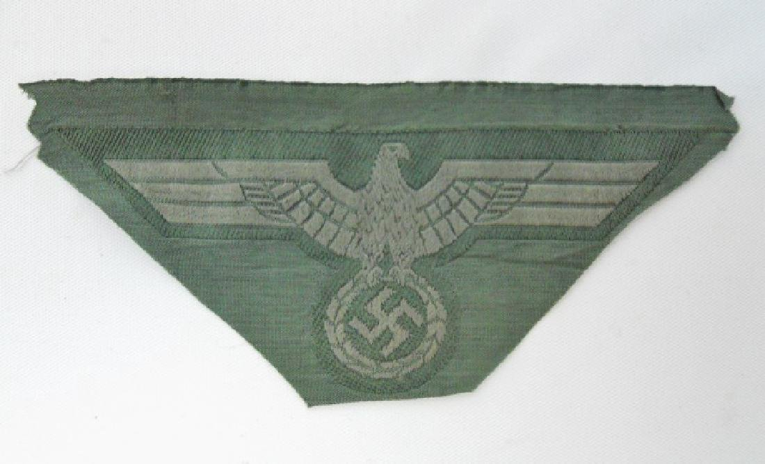 Collection of WW2 German Cloth Insignia, (14pc) - 4