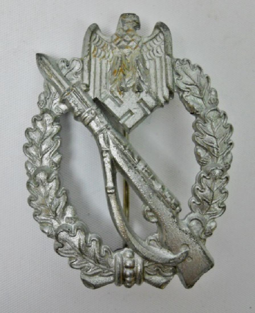 WW2 German Infantry Badge, Sohne Heubach 41