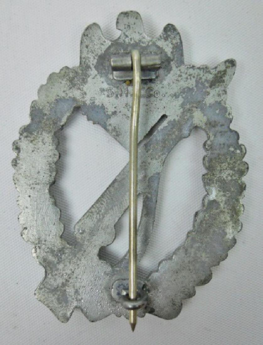 WW2 German Infantry Badge, Sohne Heubach 41 - 2