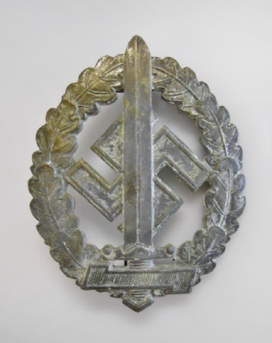 WW2 German SA Defense Badge Disabled, RZM M1/100