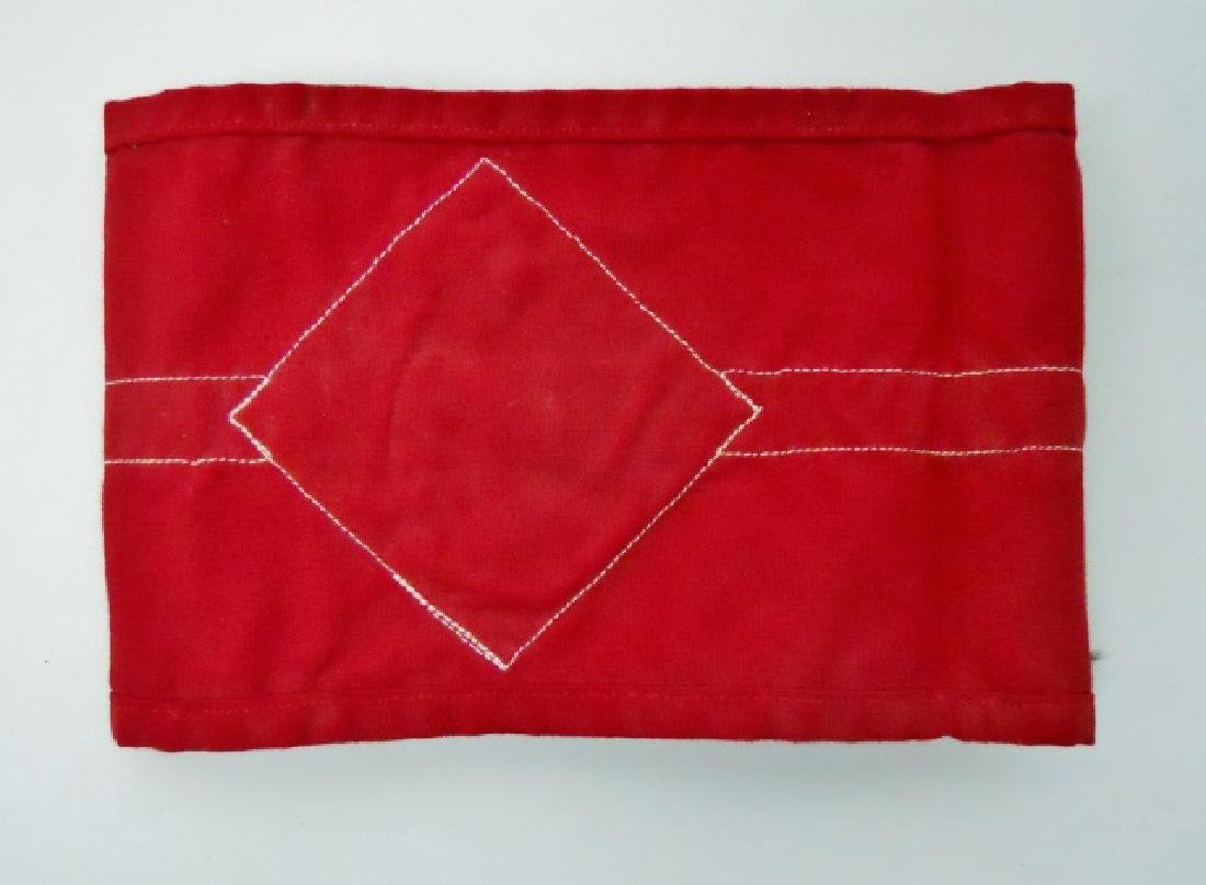 Collection of WW2 German Armbands, HJ, DJ, Heer - 3