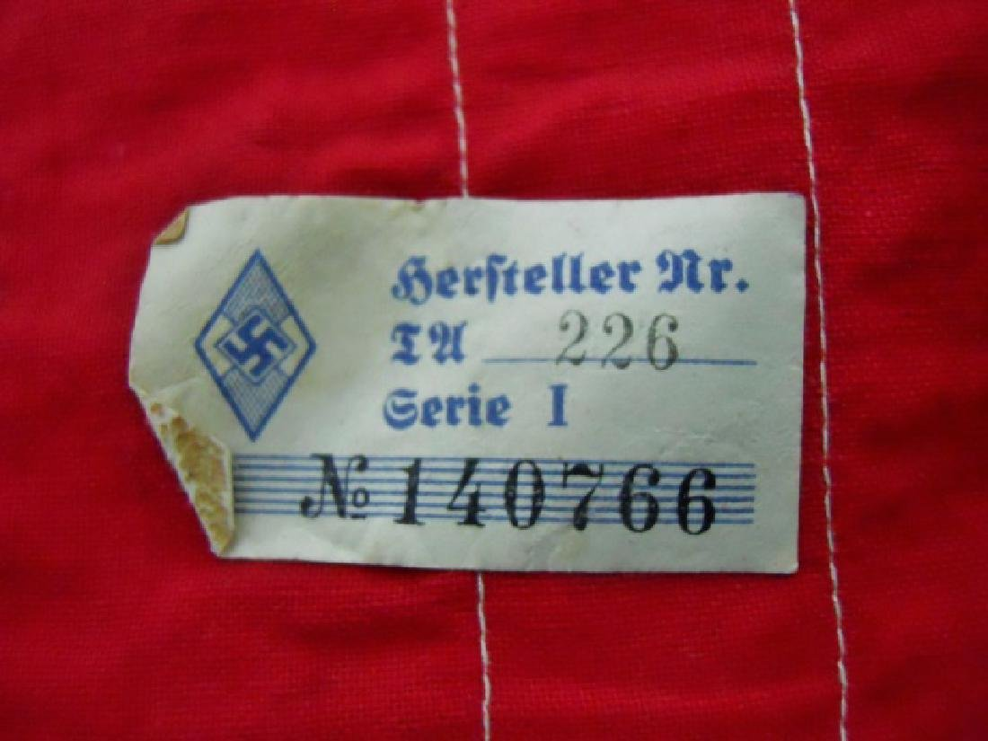 Collection of WW2 German Armbands, HJ, DJ, Heer - 5