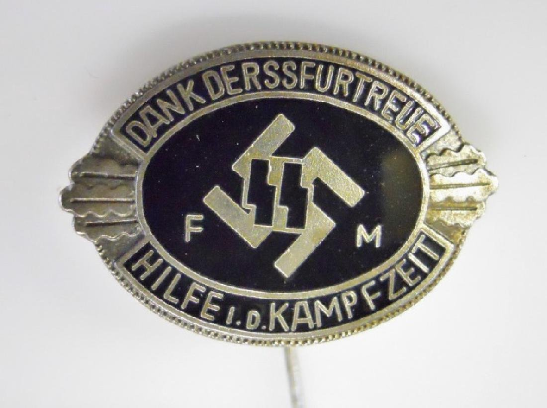 Collection of WW2 German Women's Pins, (4pc) - 8