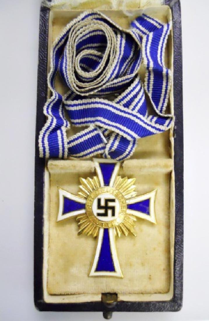 Collection of WW2 German Mother's Crosses, (4pc) - 2