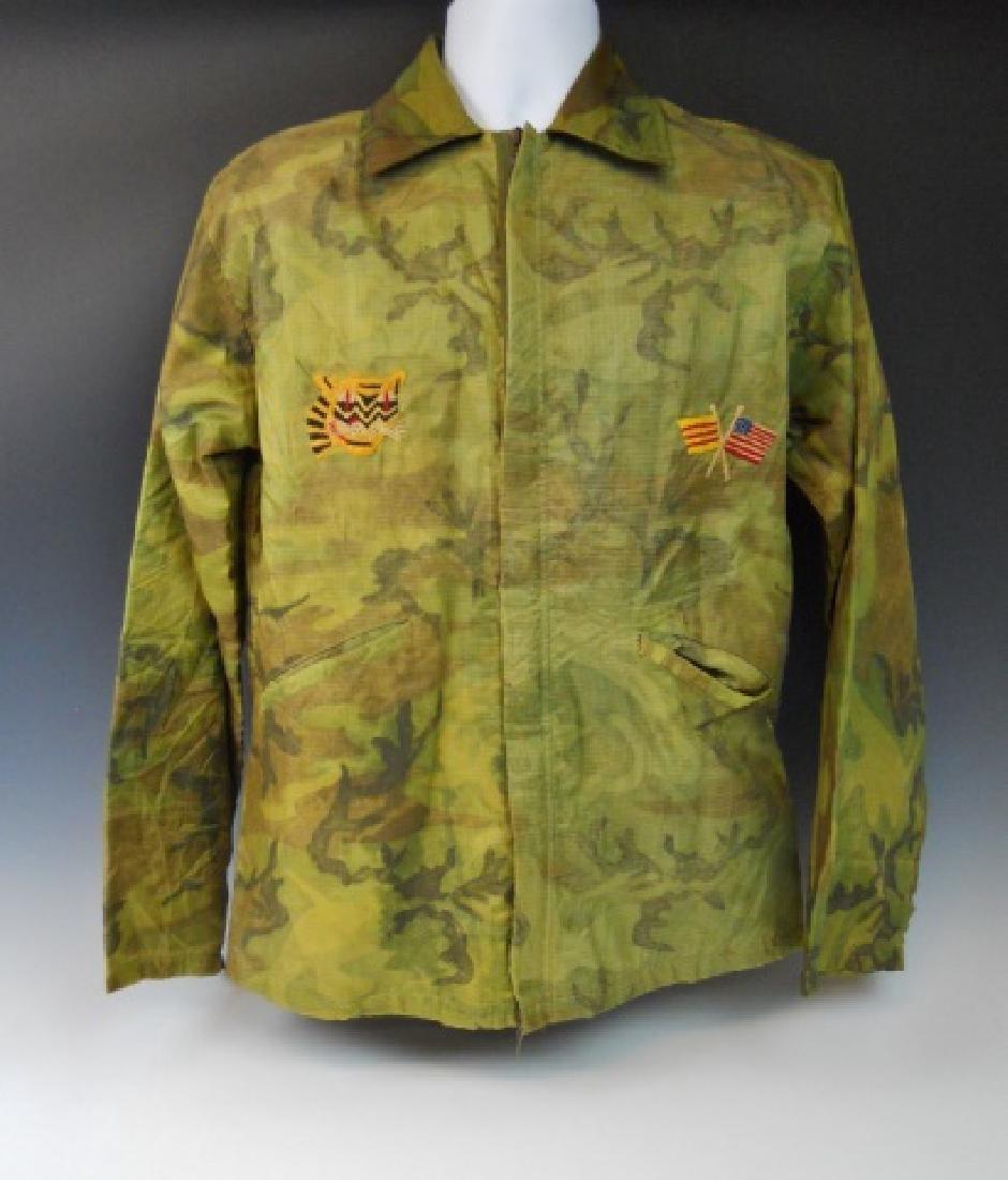 Vietnam Souvenir Tour Jacket, Airborne, Named - 2
