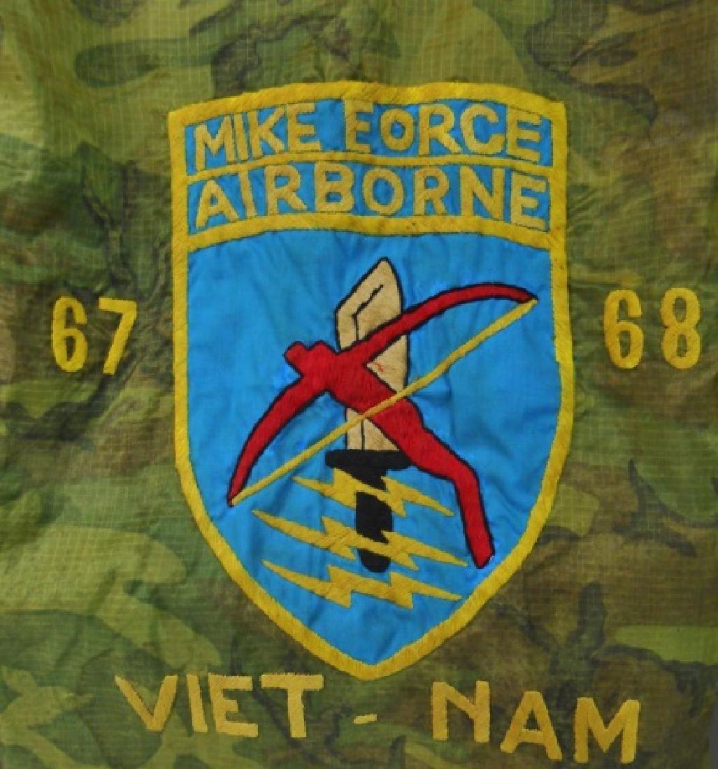 Vietnam Souvenir Tour Jacket, Airborne, Named - 3