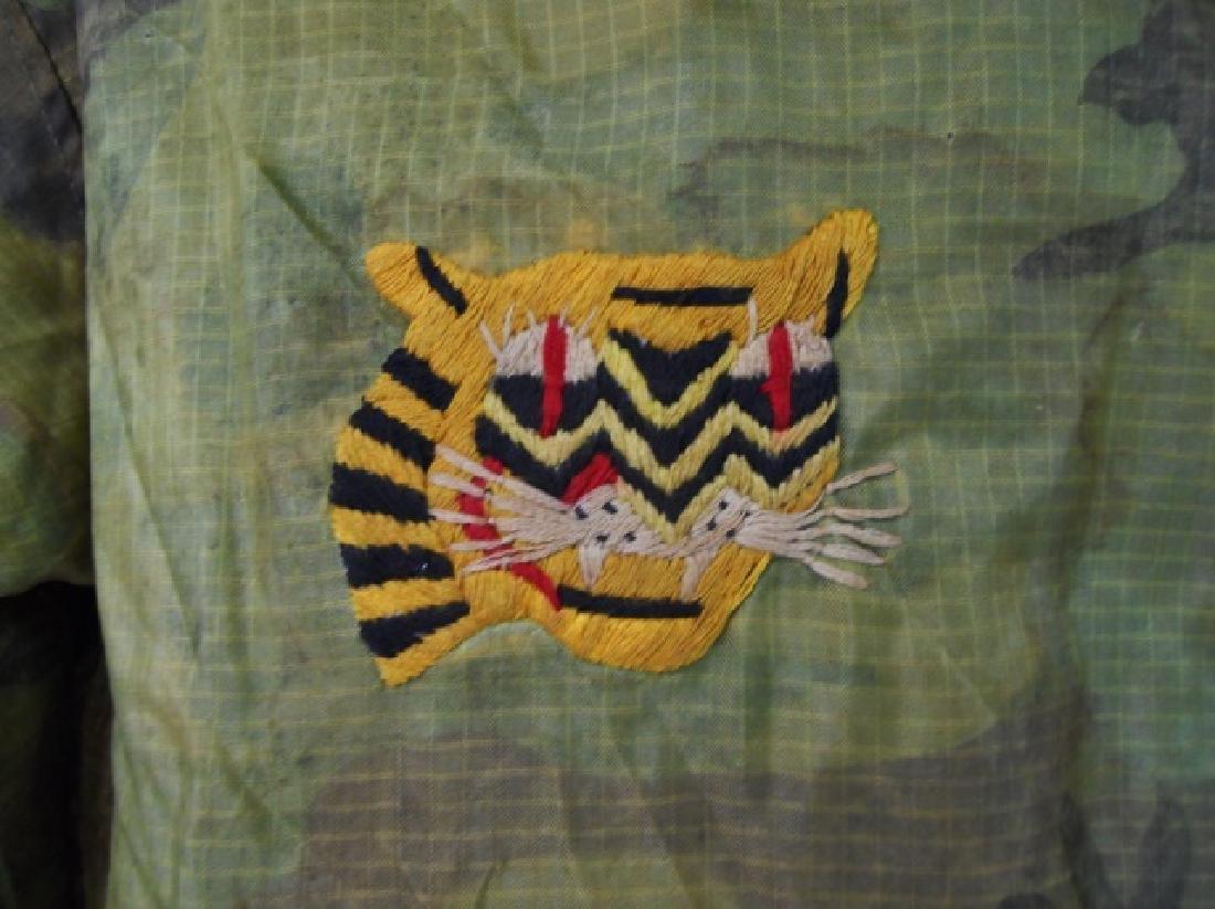 Vietnam Souvenir Tour Jacket, Airborne, Named - 5