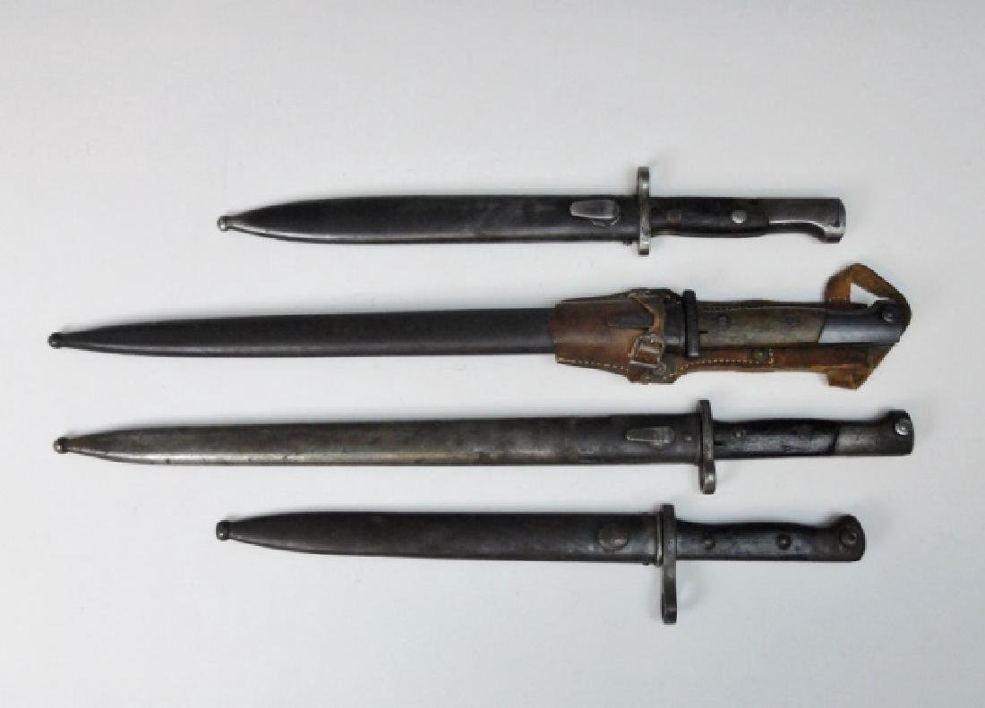 Collection of 20th C. Bayonets, (4pc) - 3