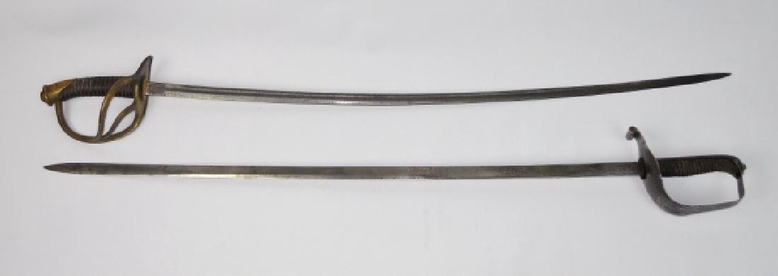 19th C. Spanish Swords, (2pc)