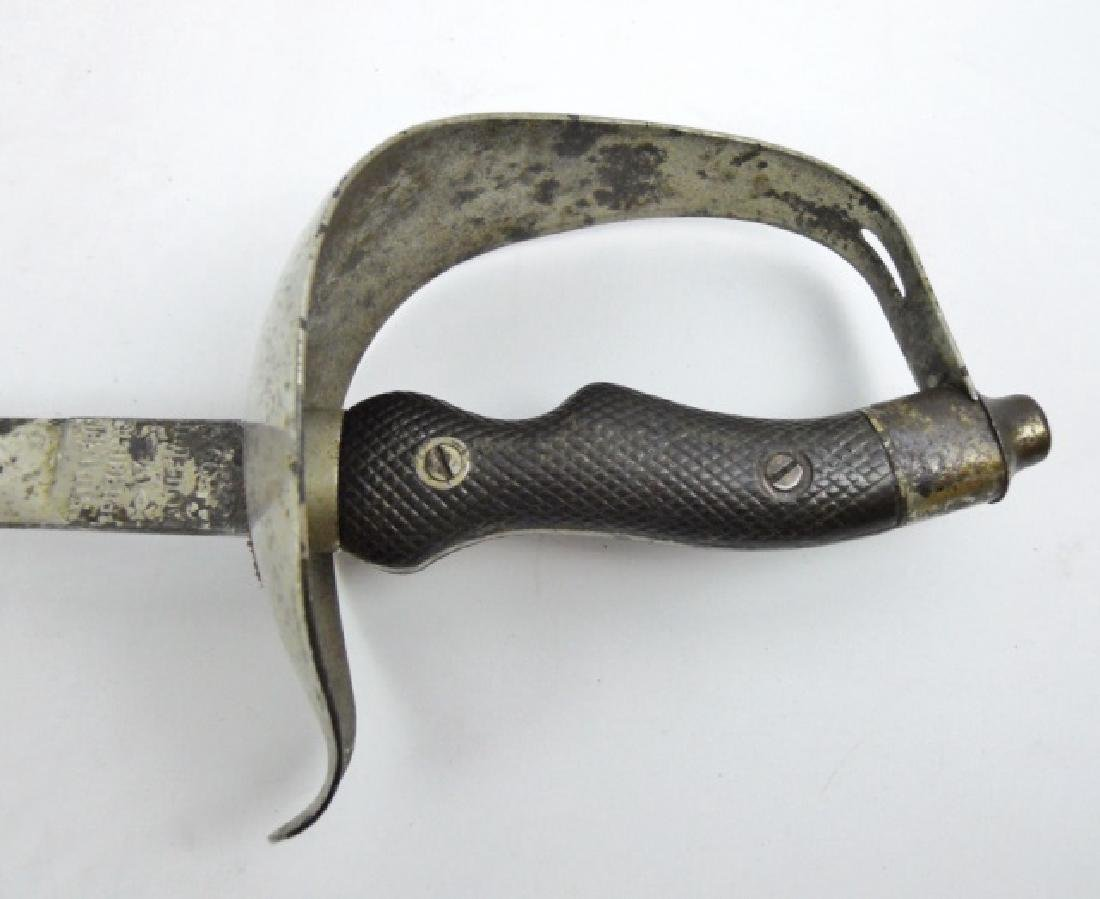 Spanish Artillery  Sword, Toledo, 1899 - 2