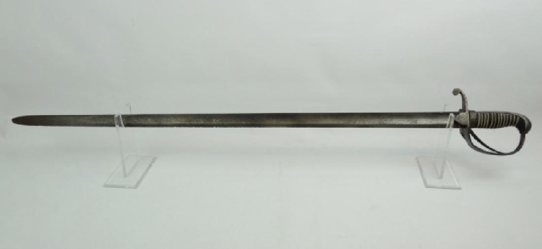 19th C. Continental Cavalry Sword