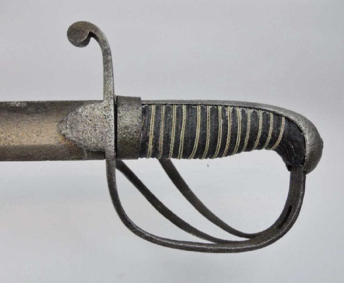 19th C. Continental Cavalry Sword - 2