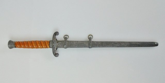 WW2 German Heer Dagger, Miniature Salesman Sample