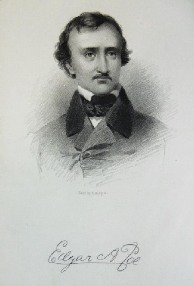 'Life and Poems of Edgar Allan Poe', 1877 - 4