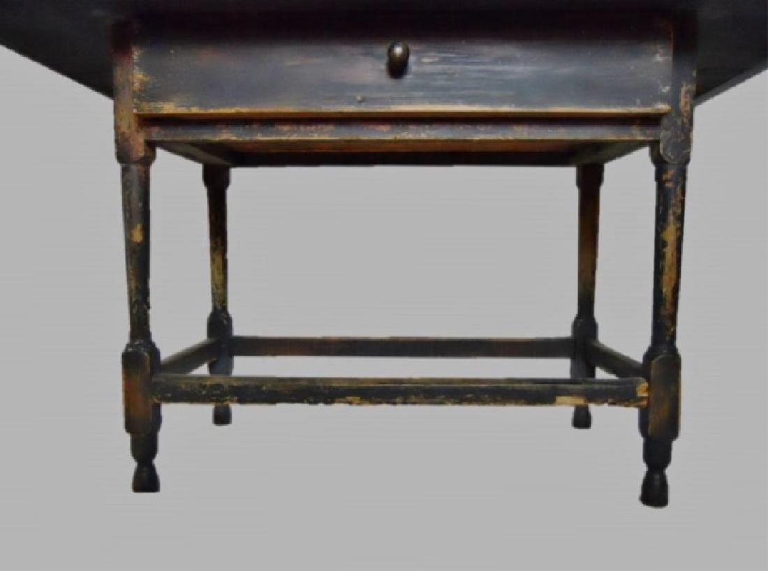 19th C. Tavern Table, Norway Maine - 3
