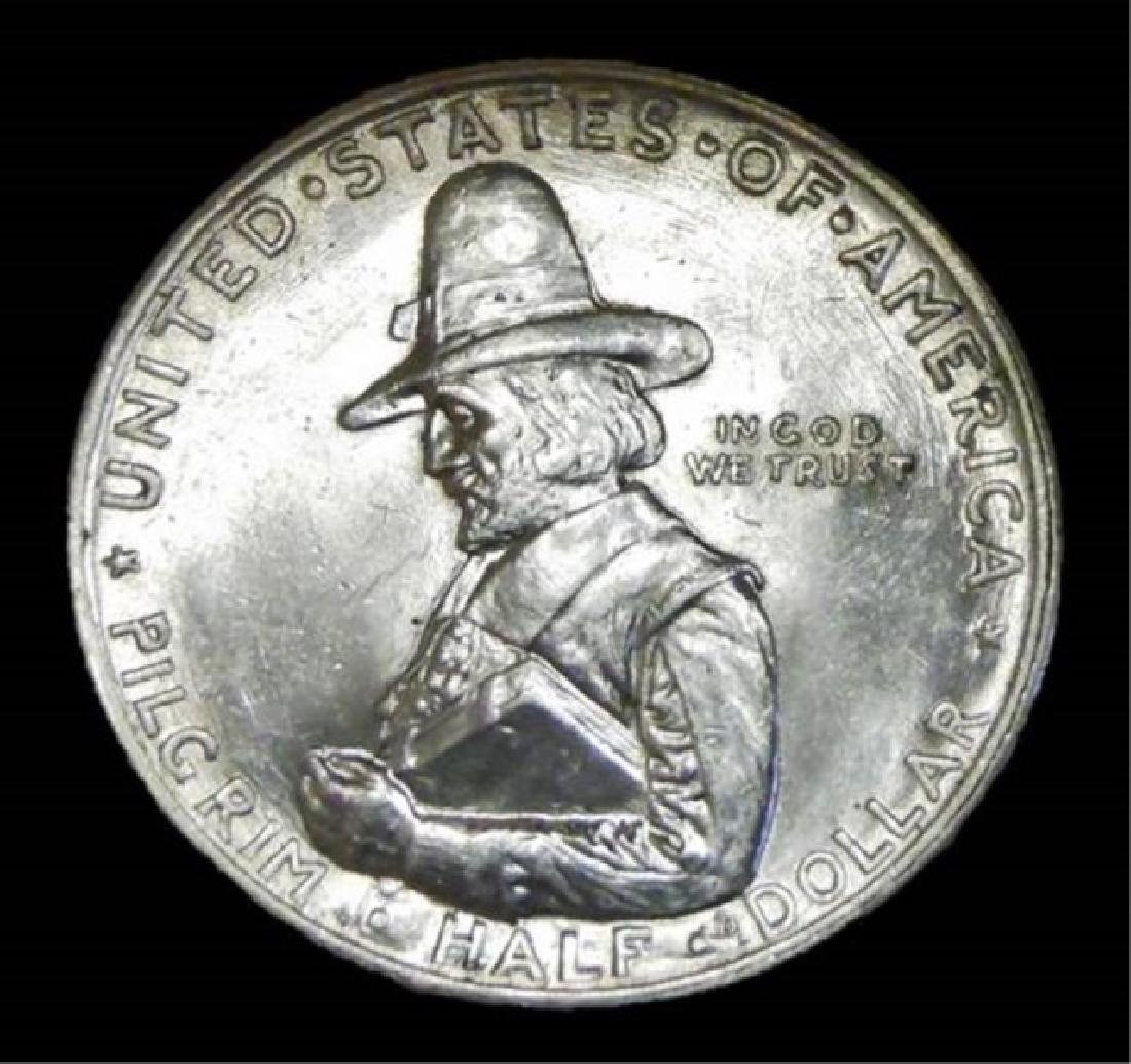1920 Pilgrim Commemorative Half Dollar, BU