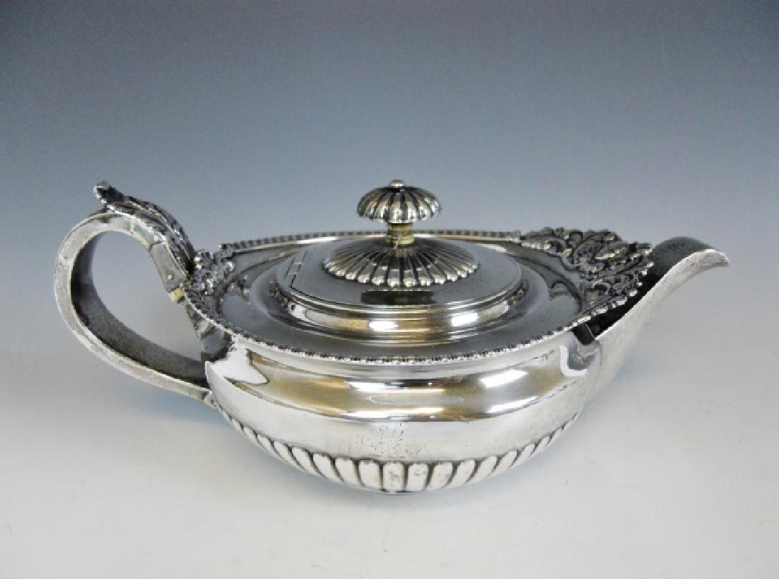 George III Silver Tea Service, William Eaton, 1815 - 3