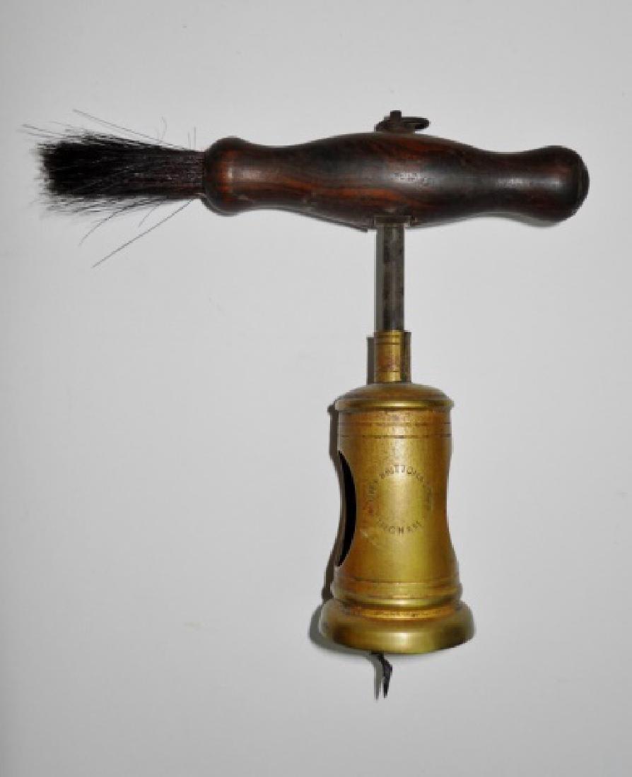 Collection of Antique Cork Screws, (18pc) - 2