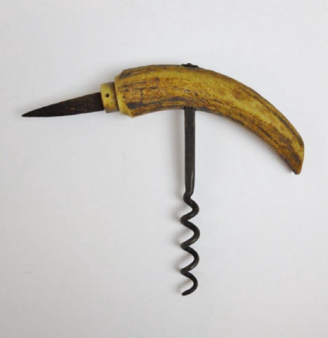 Collection of Antique Cork Screws, (18pc) - 5