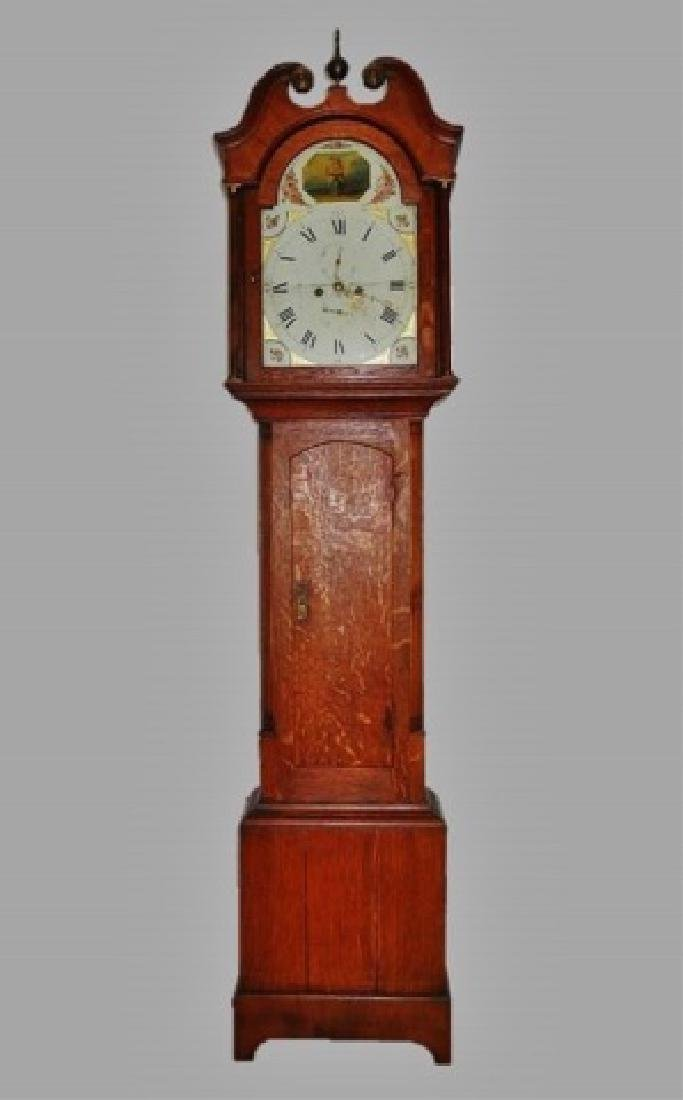 Tall Clock, Alexander Oliphant, Pittenweem, c.1810