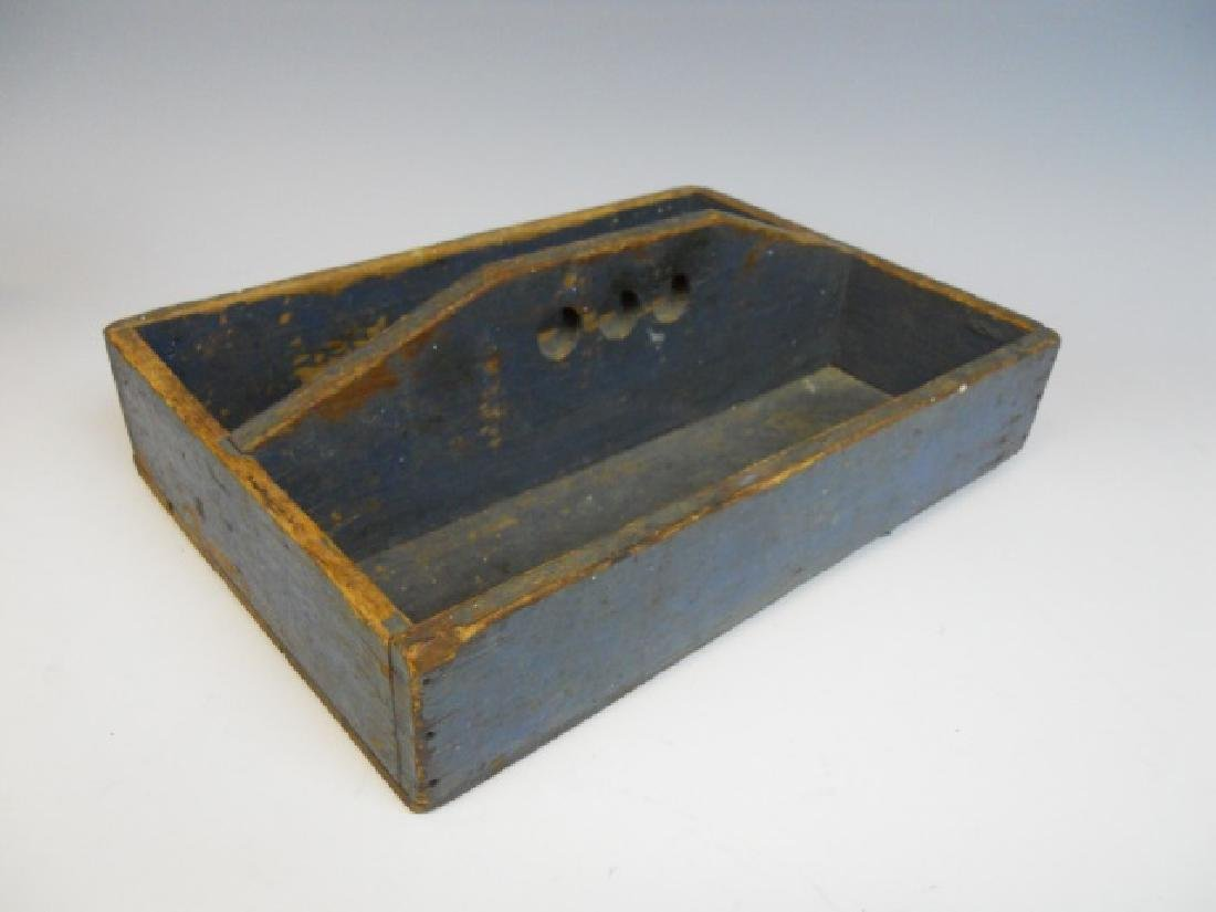 Primitive Carriers, Tole and Tinware (9pc) - 3