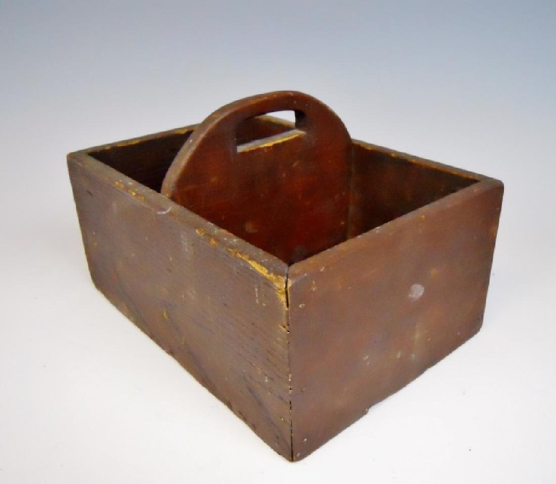 Primitive Carriers, Tole and Tinware (9pc) - 4