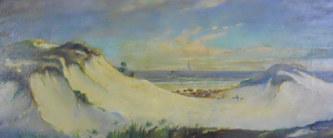 Painting O/C Ephraim Frank Lincoln