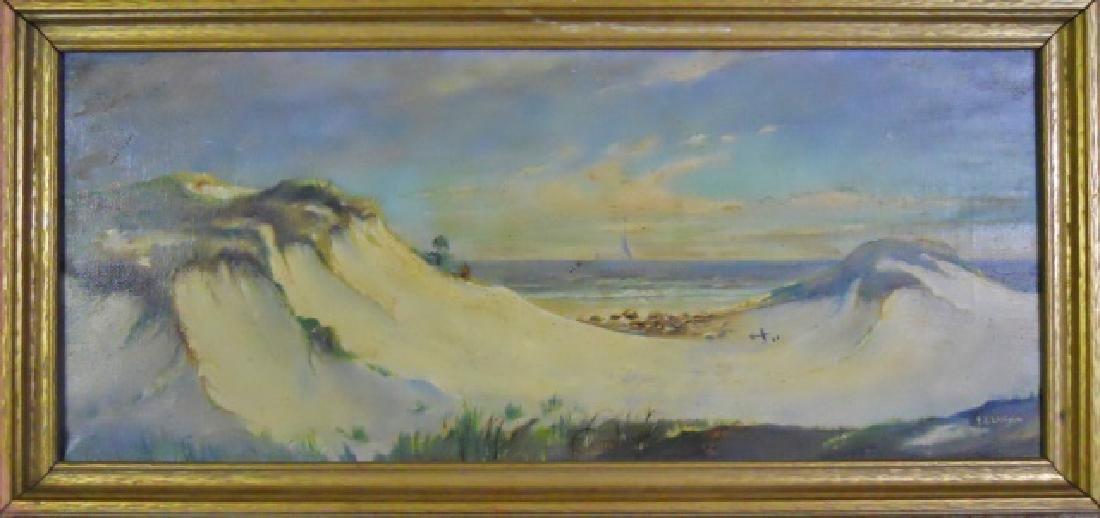 Painting O/C Ephraim Frank Lincoln - 2