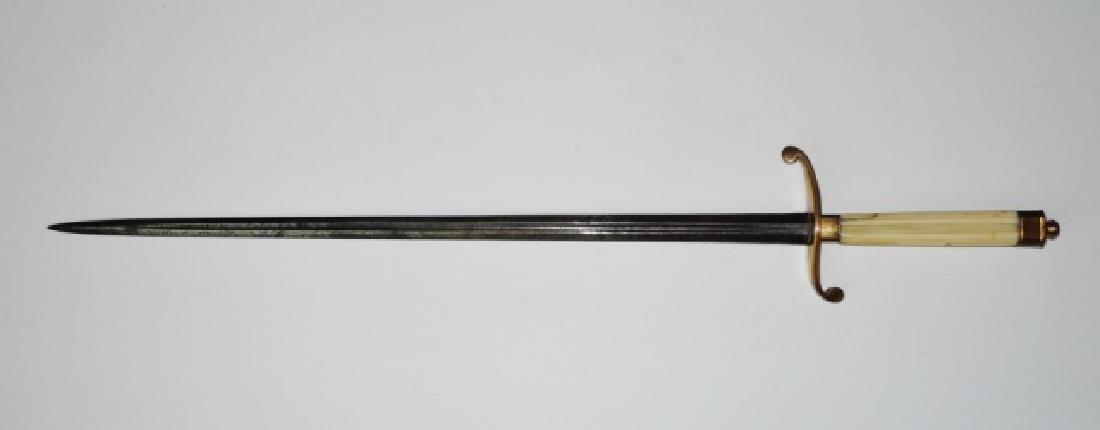 C. 1800 American/British Navy Dirk