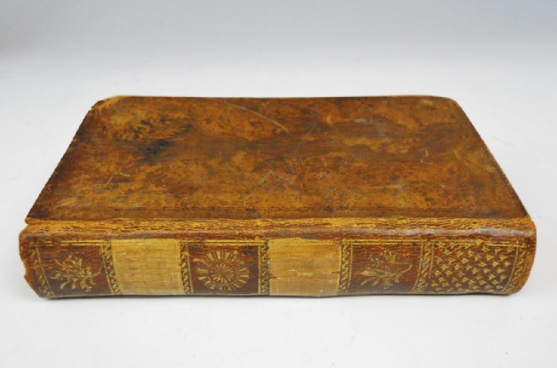"""Antiquarian Book """"Lettres"""", Voltaire, 1805, Paris"""