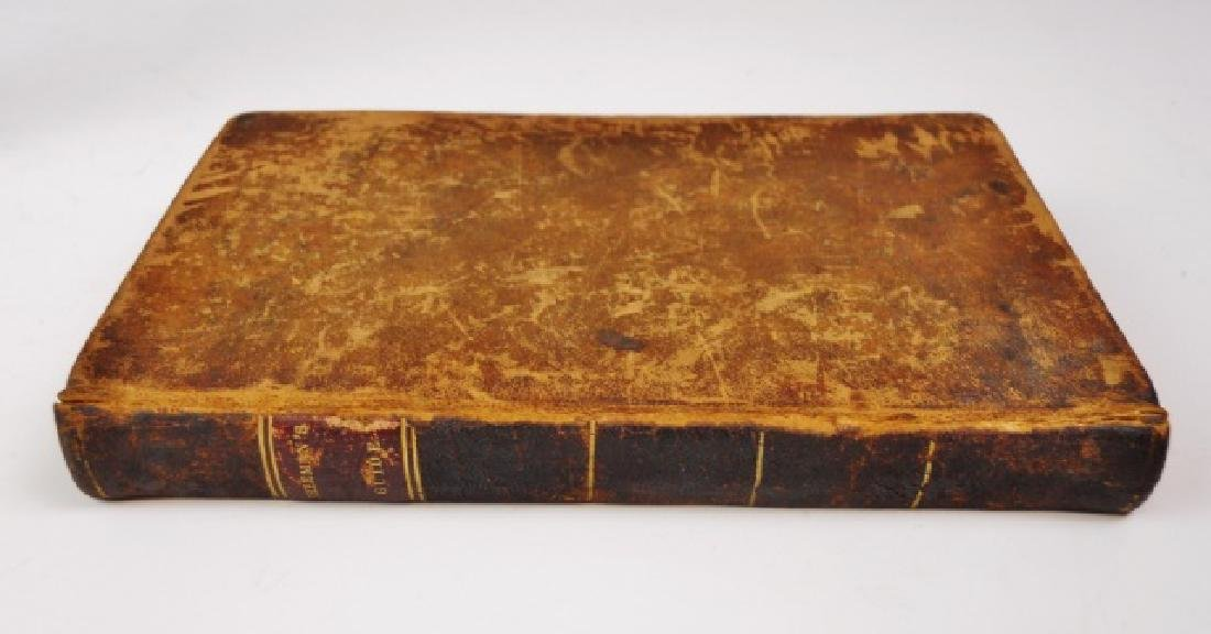 "Antiquarian Book,""Freeman's Guide"" Brega, 1812"