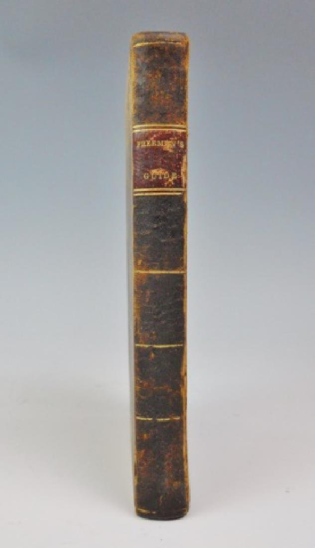 "Antiquarian Book,""Freeman's Guide"" Brega, 1812 - 4"
