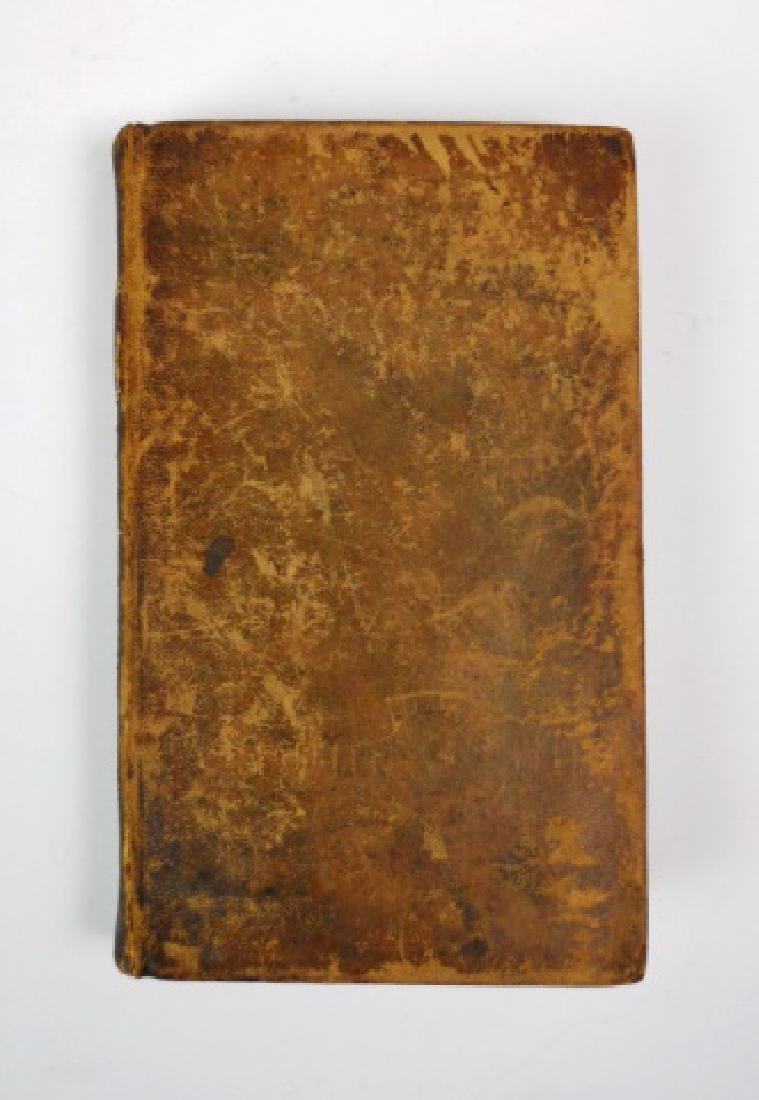 "Antiquarian Book,""Freeman's Guide"" Brega, 1812 - 6"