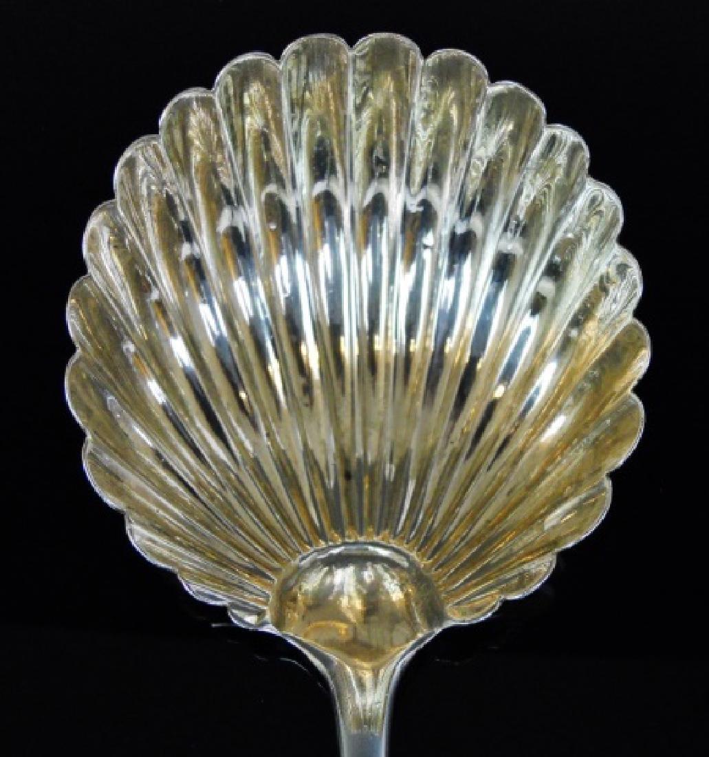 English Sterling Silver Ladle, T & W Chalmer 1767