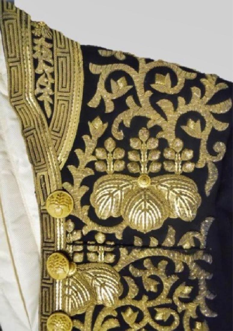 Japanese Meiji Period Formal Court Dress Uniform - 3