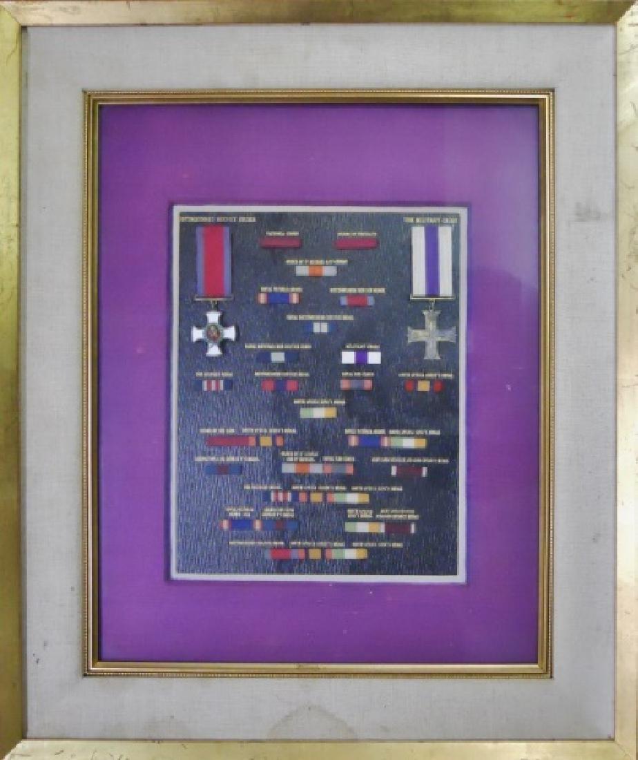 British Victorian Medals, Ribbon Bars, (32pc) - 2