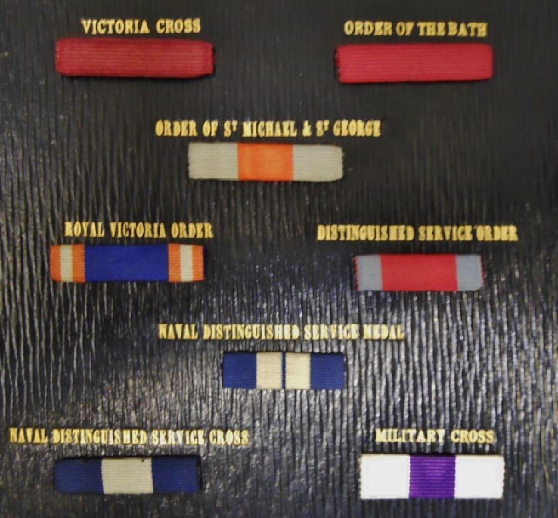 British Victorian Medals, Ribbon Bars, (32pc) - 7
