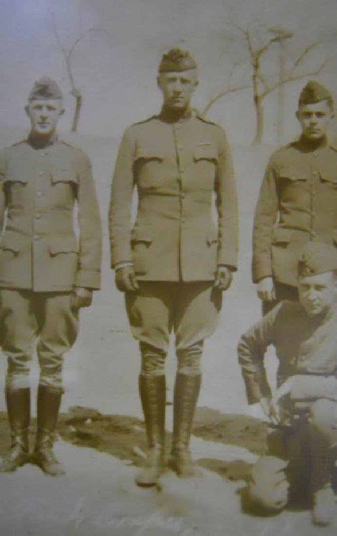 WWI Photograph of George S. Patton with Tank Corps - 2