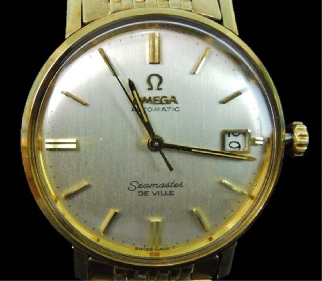 Automatic Wristwatch, Omega, Seamaster De Ville - 2