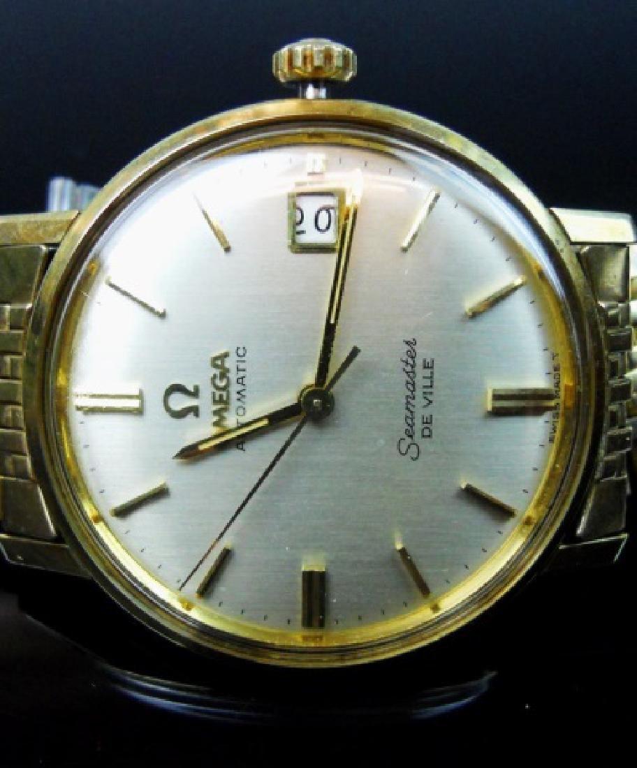 Automatic Wristwatch, Omega, Seamaster De Ville - 4