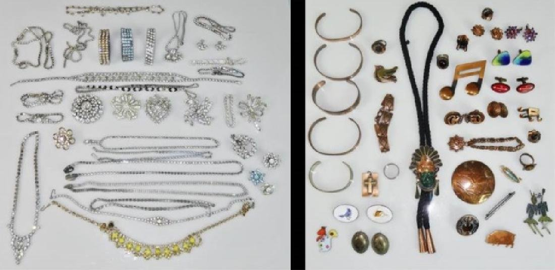 Collection of Costume Jewelry (80pc)