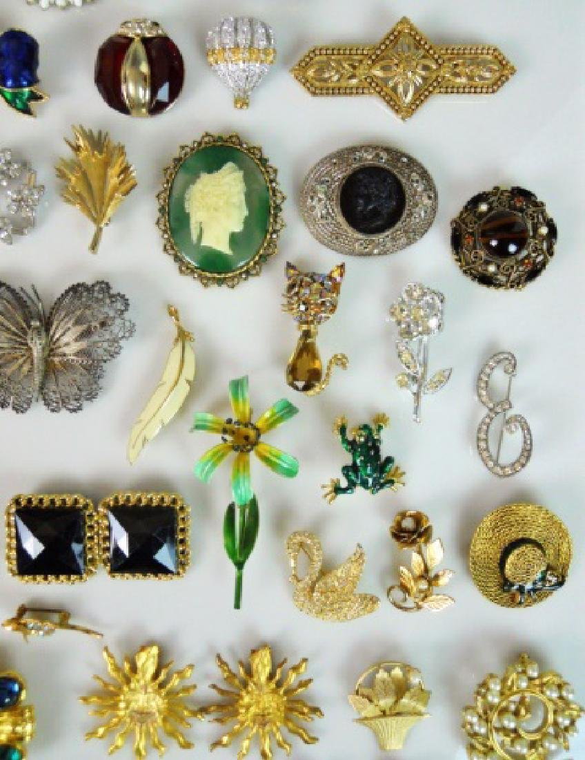 Collection of Costume Jewelry  (107pc) - 4