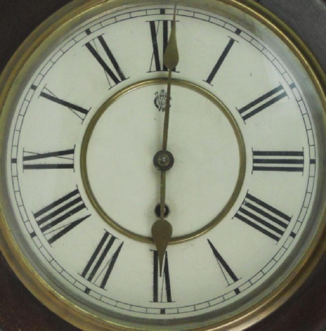 Antique Wall Clock, Waterbury Clock Co. - 2
