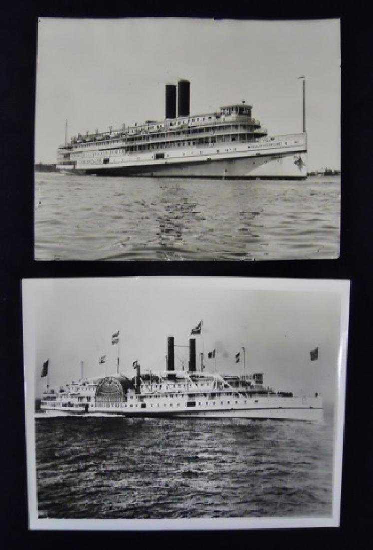 Antique Postcards, Cape and Islands Ferry, (153pc) - 8