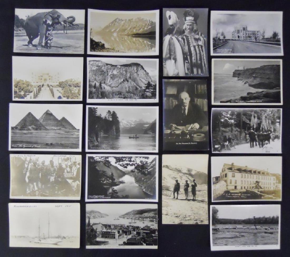 Antique International Postcards, (42pc) - 2