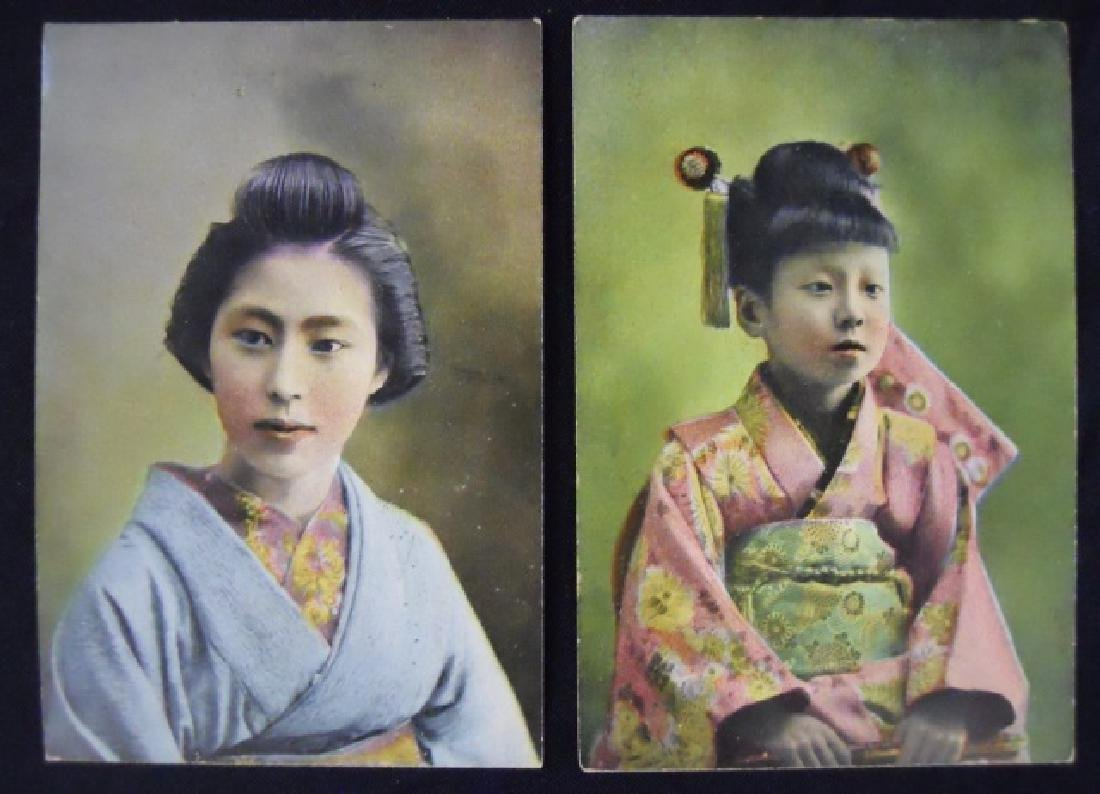 Antique International Postcards, (42pc) - 4