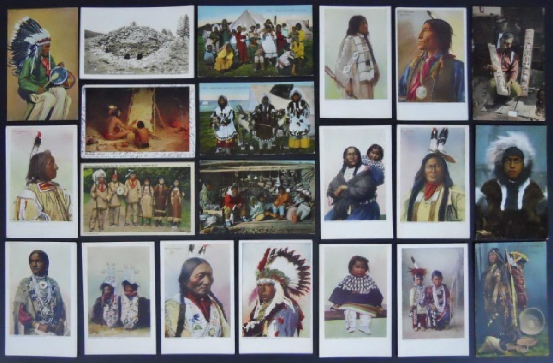 Postcards: Native American, Holidays (298pc)