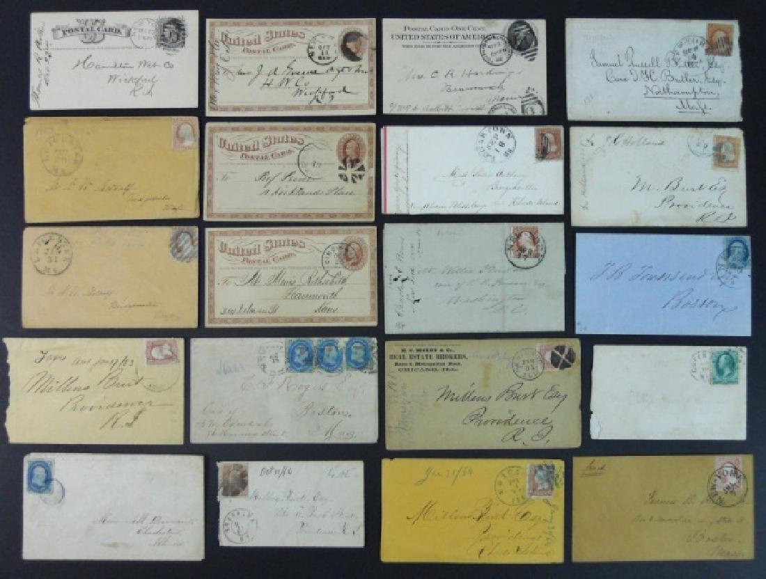 Postcards: Native American, Holidays (298pc) - 4